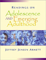 Cover of Readings on Adolescence and Emerging Adulthood