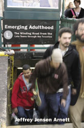 Cover of Emerging Adulthood: The Winding Road from Late Teens through the Twenties